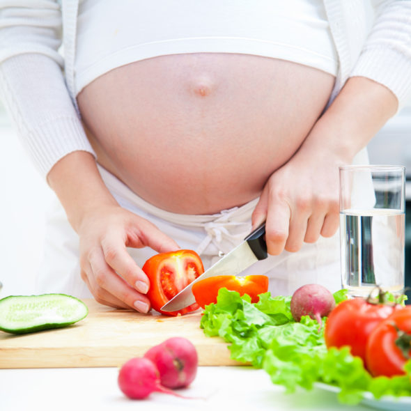 Racjonalna dieta kobiet w ciąży cz. I