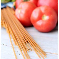 Prosty przepis na pyszne spaghetti z krewetkami.
